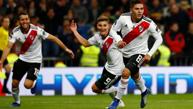Quintero virou 'Deus' e deu Libertadores histórica ao River Plate