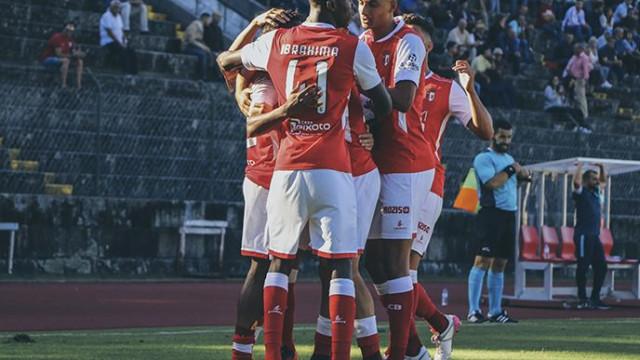 Henry: Fã de CR7 e Neymar que quer sonha à equipa principal do Sp. Braga