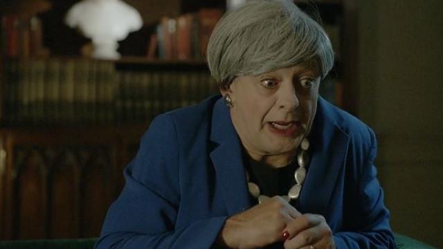 Gollum surge em paródia a Theresa May e ao seu 'precious' Brexit
