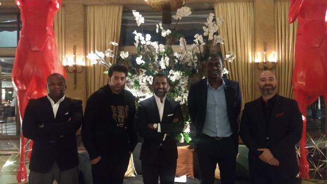 Investidores árabes e Emile Heskey em Portugal pela mão da DH Sports