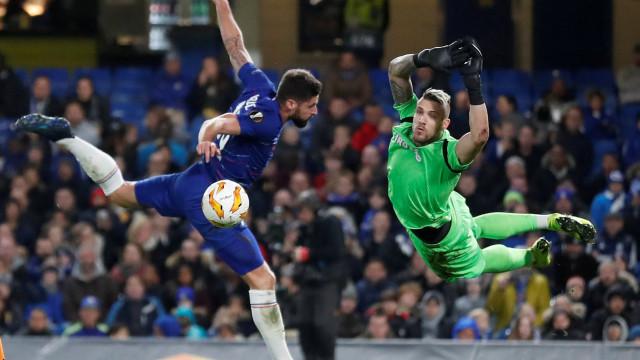 Liga Europa: Siga em direto os resultados e marcadores da 6.ª jornada