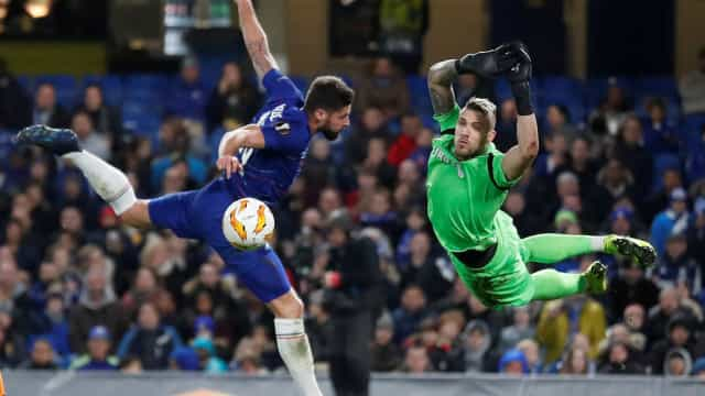 Liga Europa: Todos os resultados e marcadores da 6.ª jornada