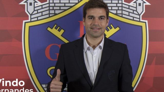 Tiago Fernandes é o novo treinador do Desportivo de Chaves