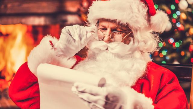 O Pai Natal escreveu à PSP (e a carta tem um recado para todos)