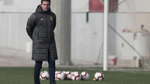"""""""Nunca prejudiquei o Sporting assim como o Sporting nunca me prejudicará"""""""