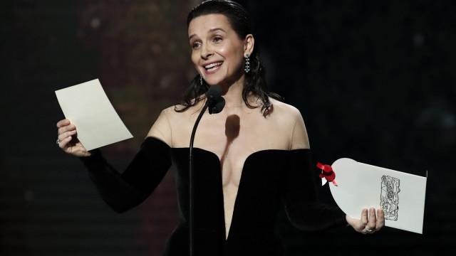 Atriz Juliette Binoche preside júri internacional do Festival de Berlim