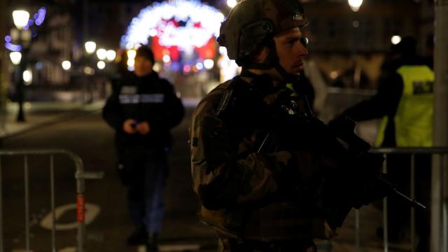 Mercados de Estrasburgo encerrados esta quarta-feira