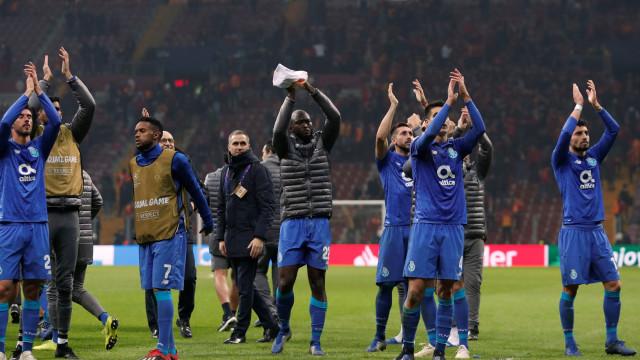 Dragão bate recordes na Turquia e traz 'milhões' para o Porto