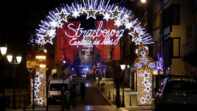 Tiroteio Estrasburgo