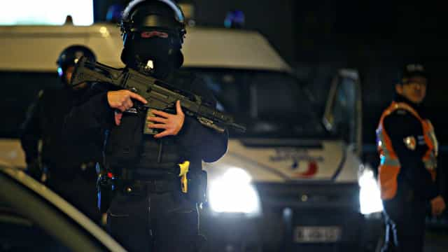 Mais duas pessoas detidas em Estrasburgo. São já 7
