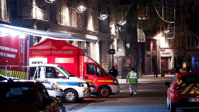 Uma das vítimas mortais em Estrasburgo é um turista tailandês de 45 anos