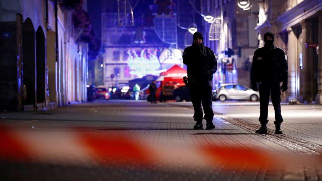 Atirador de Estrasburgo foi abatido pela polícia