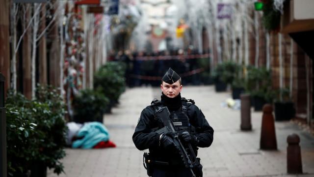 Estrasburgo: Um dos feridos será um jornalista italiano