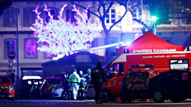 Estrasburgo: Ataque fez dois mortos. Um ferido está em morte cerebral