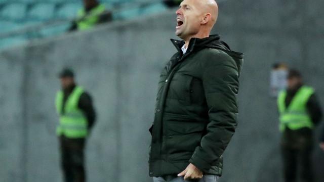 [0-0] Sporting-Belenenses: Jogo morno em Alvalade