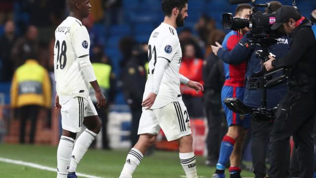 Polémica no Real Madrid? Marcelo diz que Isco recusou braçadeira