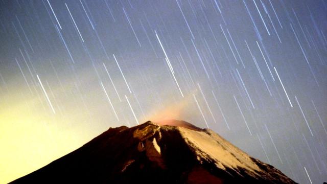 Chuva de meteoros das Gemínidas terá o seu pico amanhã