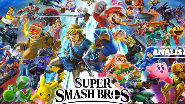 Super Smash Bros. Ultimate: A derradeira reunião de ícones dos videojogos