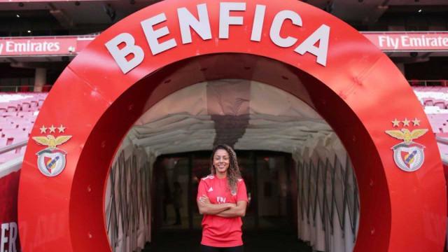Oficial: Benfica anuncia reforço para o futebol feminino