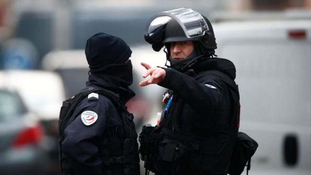 Mega operação policial em bairro de Estrasburgo para apanhar suspeito