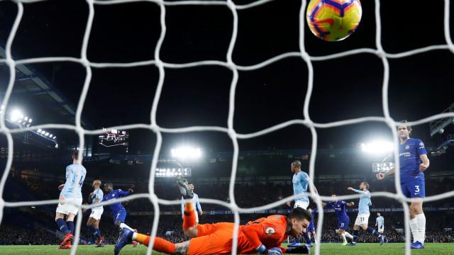 Premier League: Siga em direto os resultados e marcadores da 17.ª jornada