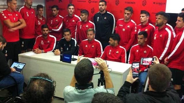 Plantel do Reus suspende contratos e clube pode 'desaparecer'