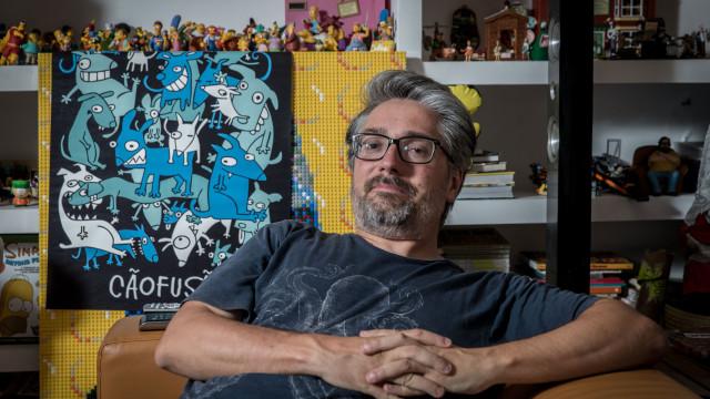 Com o ano a chegar ao fim, Nuno Markl faz balanço profissional de 2018