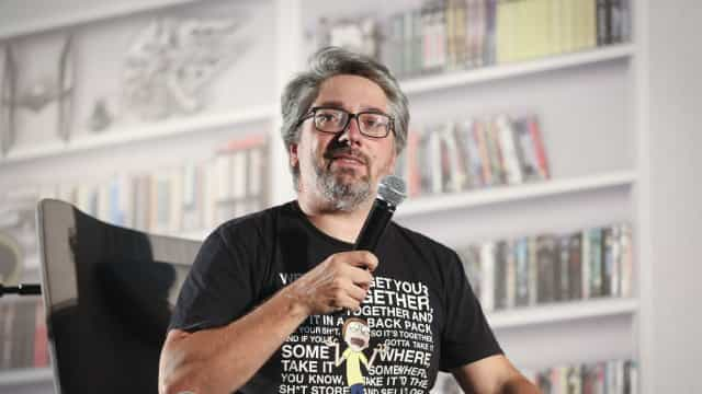 """Nuno Markl mostra mensagem """"tradicional"""" de Bruno Nogueira"""