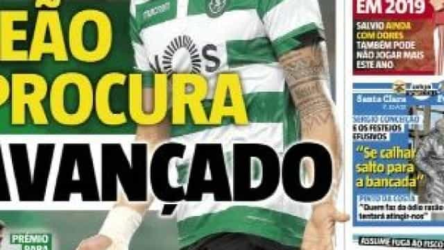 Cá dentro: Braga sobe à liderança; Dia de decisões no Sporting