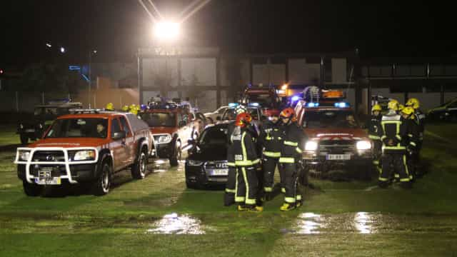 Oficial: Confirmados quatro mortos em queda de helicóptero do INEM