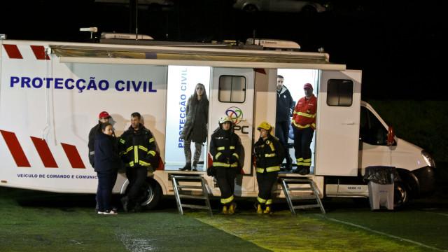 Médico a bordo do helicóptero do INEM era espanhol. Tinha 50 anos
