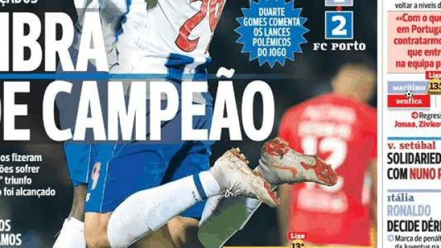 """Cá dentro: Soares e Marega pintam os desportivos de """"azulão"""""""