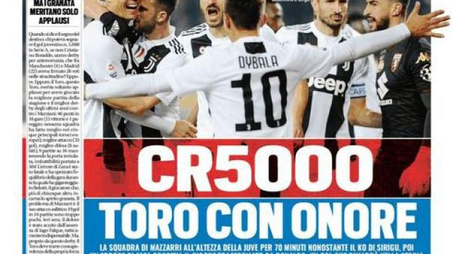 Ronaldo virou CR5000 e o Bernabéu tornou-se a casa do aborrecimento