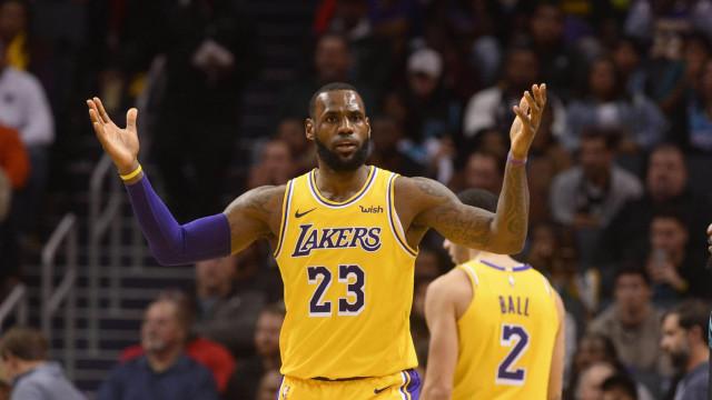 NBA: Estes foram os jogadores que mais milhões arrecadaram em 2018