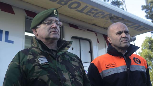 CDOS do Porto avisado por Comando Nacional após alerta da Força Aérea