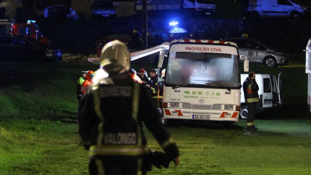 """""""Prioridade é apoiar famílias e equipa médica"""", diz operadora da aeronave"""
