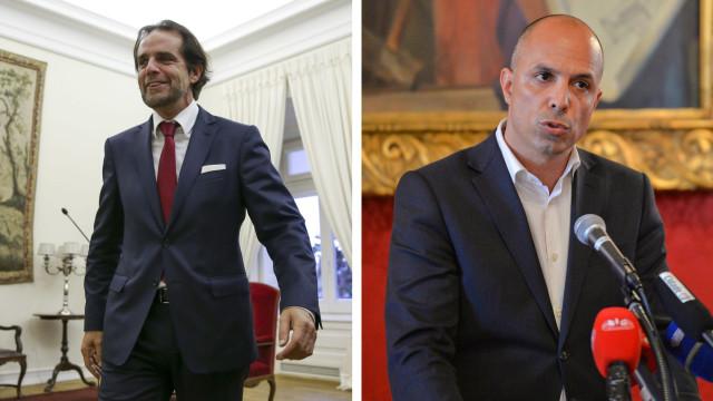 Albuquerque e Cafôfo confiantes na vitória nas eleições na Madeira