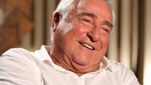 Aos 84 anos, ator Luís Gustavo internado com suspeita de cancro