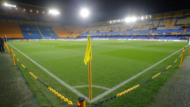 Calhou o Sporting e a imprensa espanhola já está com 'enxaquecas'