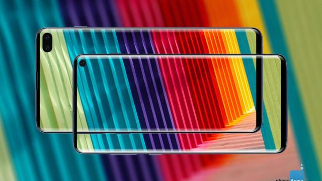 Novas imagens revelam aspeto do Galaxy S10