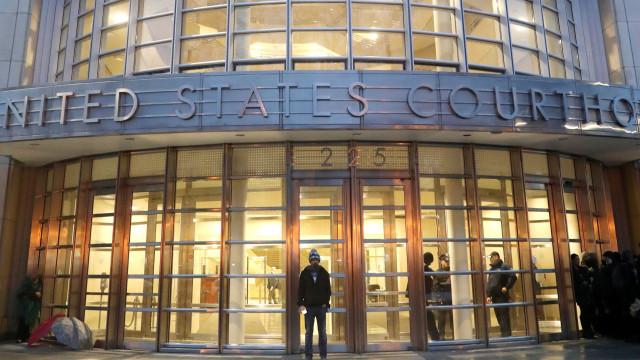 O julgamento de El Chapo em Nova Iorque tornou-se uma atração turística