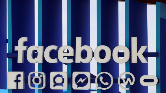 Facebook tem 262 milhões de euros para projetos ligados ao jornalismo