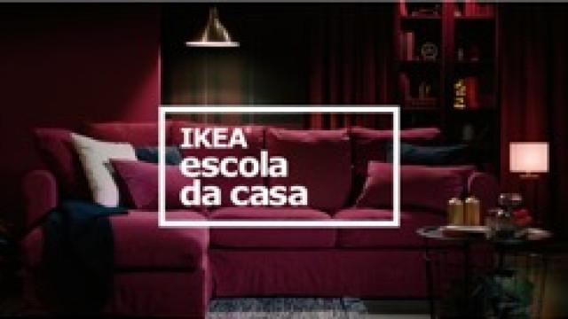 Bem-vindos à Escola da Casa: IKEA lança projeto multicanal de decoração
