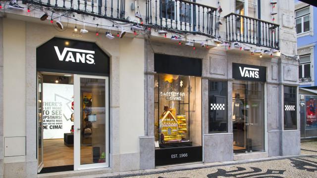 Vans abre a maior loja da Península Ibérica em Lisboa