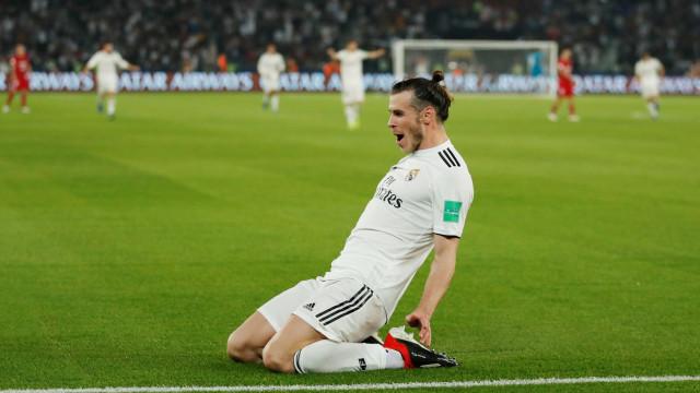 Bale sucede a CR7 e garante passagem do Real Madrid à final do Mundial