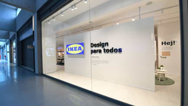 IKEA abre hoje novo conceito de loja no Fórum Sintra