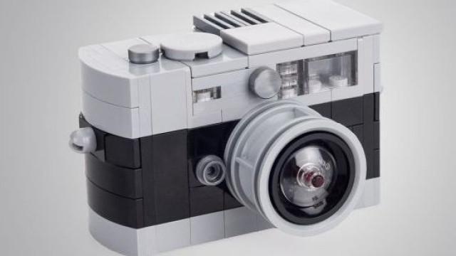 O conjunto de Lego perfeito para fãs da Leica