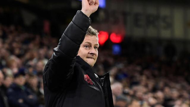 Solskjaer vence... mas ainda não convence a direção do Manchester United
