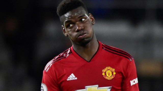 Pogba quebra silêncio após saída de José Mourinho
