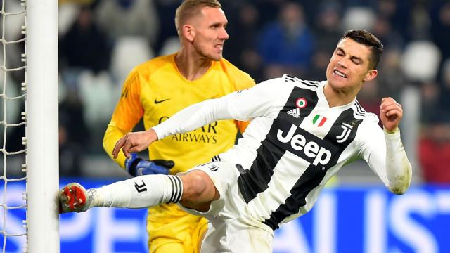 """Ronaldo já reagiu ao triunfo com a Roma: """"Importante vitória"""""""